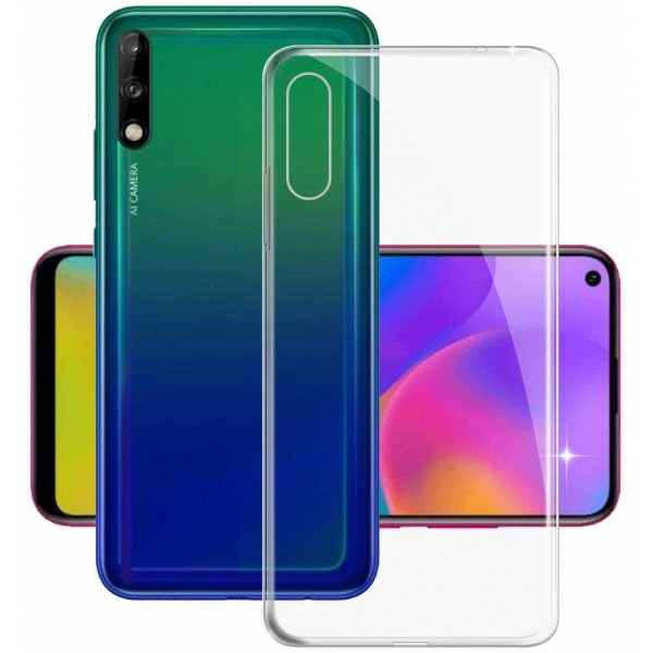 Husa de Silicon Slim TPU Huawei Enjoy 10