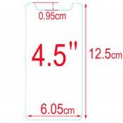 Folie de Sticla Universala 4.5 inch