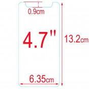 Folie de Sticla Universala 4.7 inch