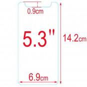 Folie de Sticla Universala 5.3 inch