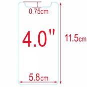 Folie de Sticla Universala 4.0 inch