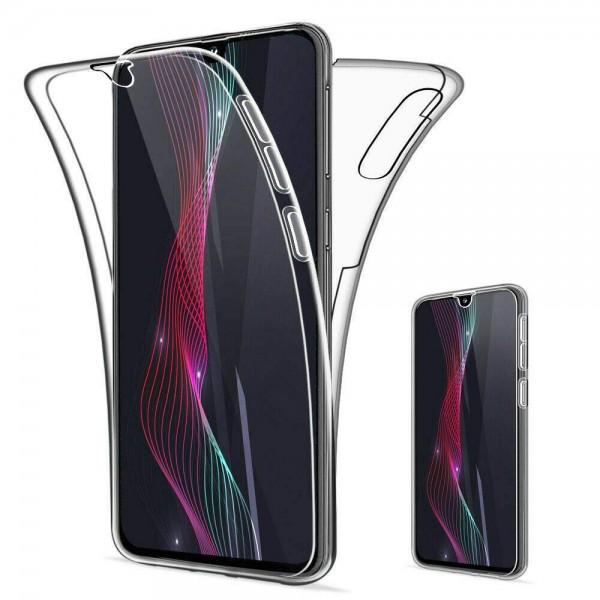 Husa de Silicon 360° Ultra Subtire 2in1 Fata-Spate. Samsung A10
