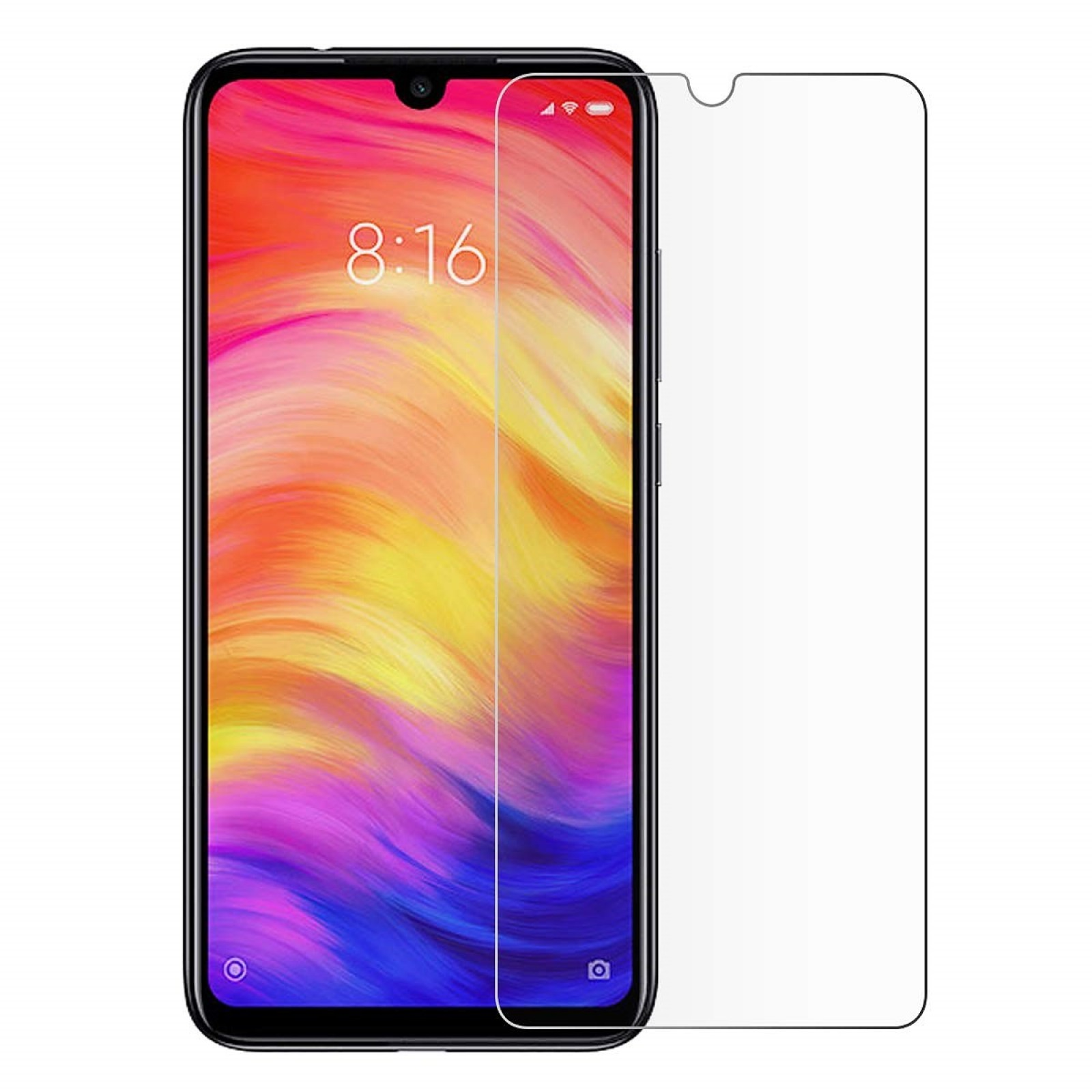 Folie de Sticla Tempered Glass HD Clear Xiaomi Redmi Note 8