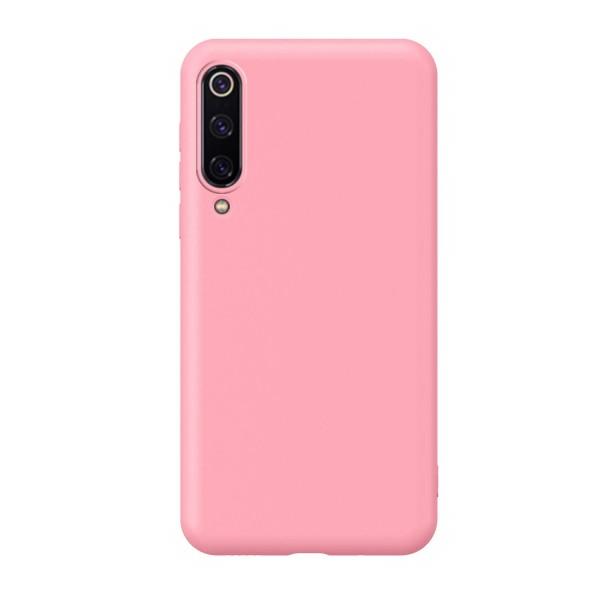 Husa de Silicon Ultra Thin Soft TPU Culoare Mata. ROZ Xiaomi Mi A3