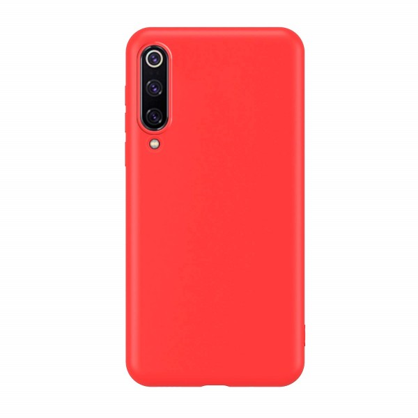 Husa de Silicon Ultra Thin Soft TPU Culoare Mata. ROSU Xiaomi Mi A3