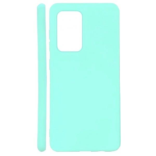 Husa de Silicon Ultra Thin Soft TPU Culoare Mata. BLUE SKY Xiaomi Redmi Note 10 Pro